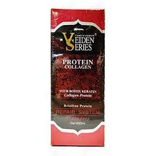 بوتاکس پروتئین برزیلی مو ویدن سریس Veiden series