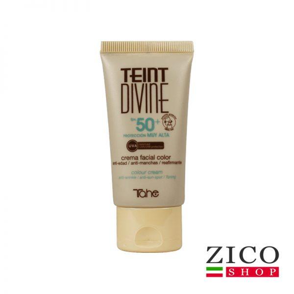 ضد آفتاب رنگی Tahe مخصوص پوست های حساس