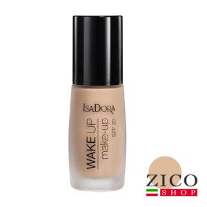 کرم پودر ایزادورا سری Wake Up Make-Up مدل Sand 02