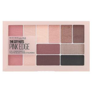 پالت سایه چشم میبلین مدل pink edge